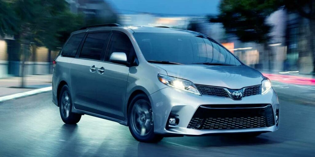 Toyota Sienna Innovation