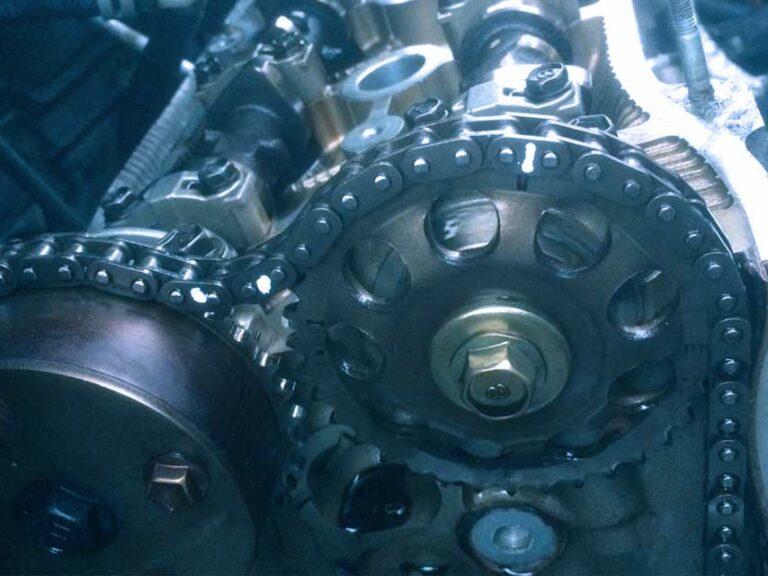 Toyoti engine