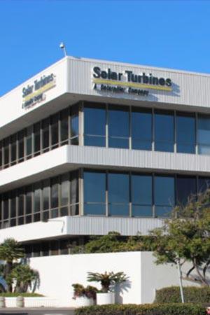 Solar Tubines HQ San Diego