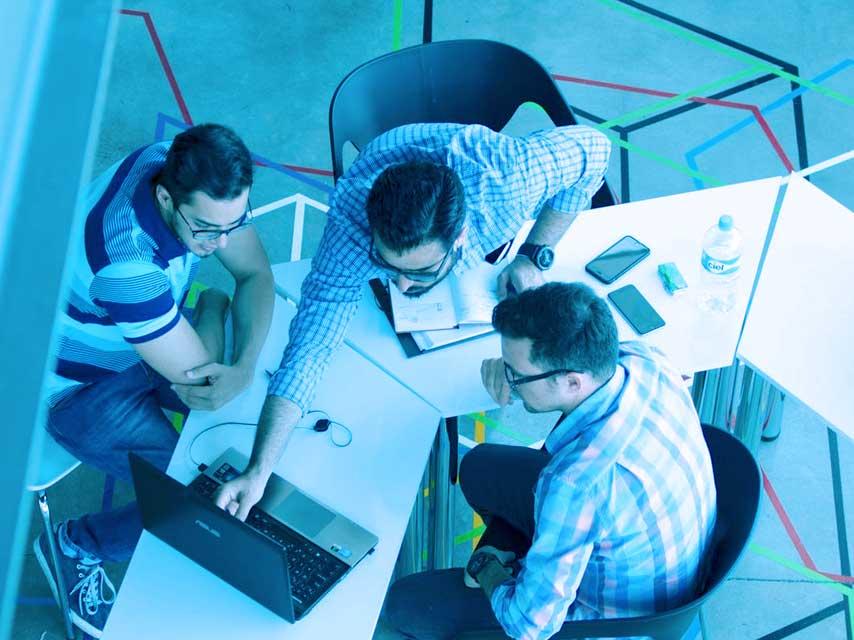 Innovation Teamwork