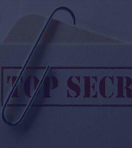 Top secret innovation indigo