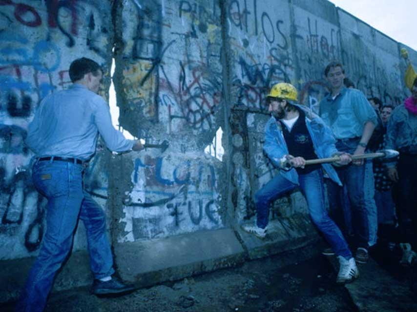 The Berlin Wall of Innovation