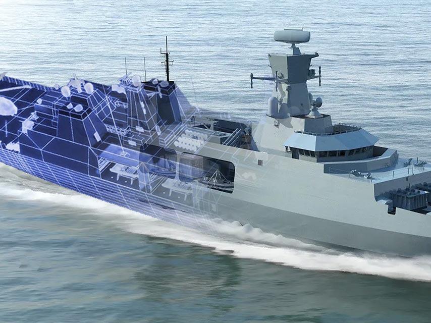 Naval Innovation Half-Sketch