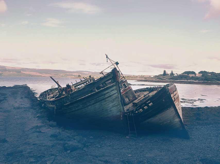Engineering Shipwreck