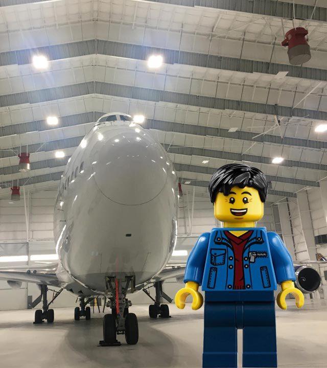 NPD Game Lego Man